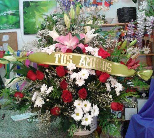 Adornos funerarios